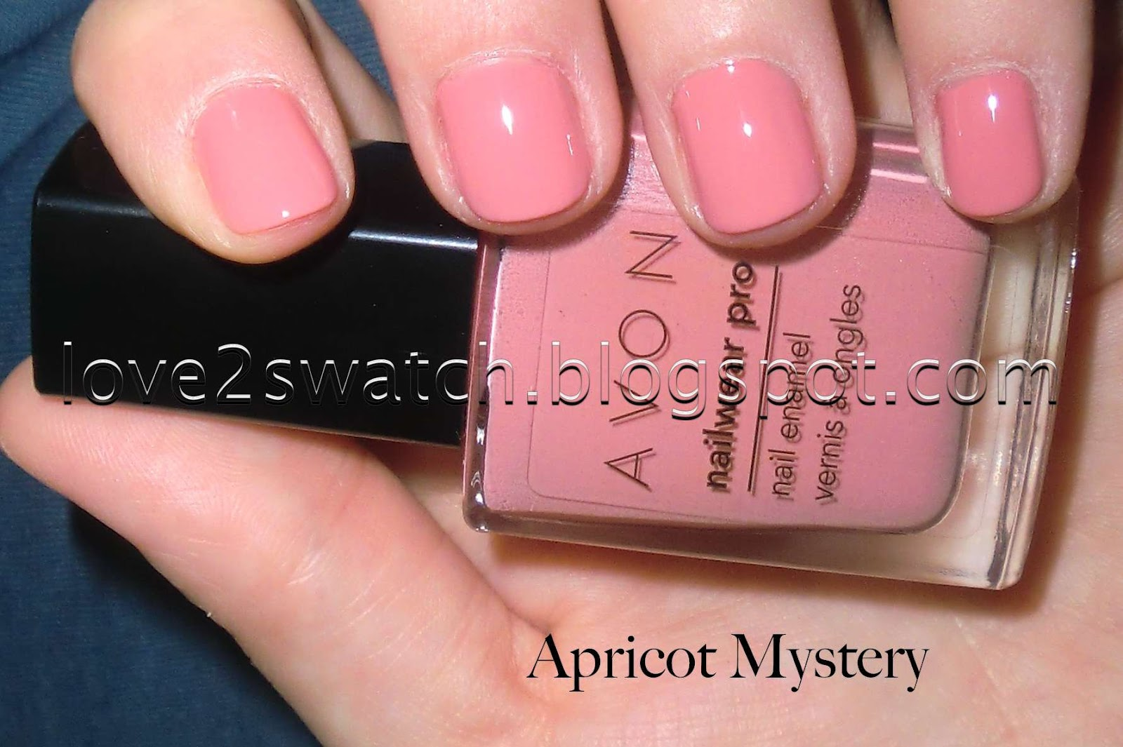 Love2swatch Avon Nail Polish Swatches 2