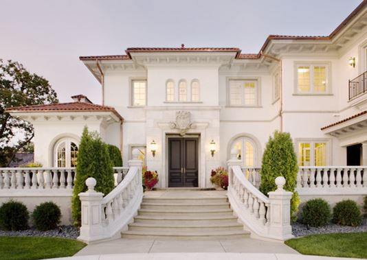 Luxury And Elegant Home Design