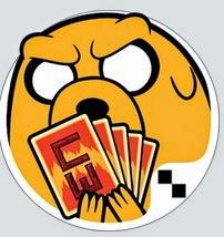 """Juego """"Guerra de Cartas"""" de Hora de Aventura para Android"""