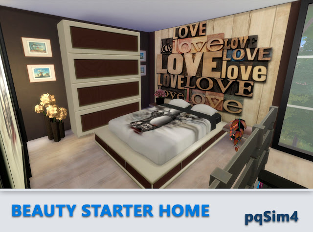Beauty Starter Home. Interior 5