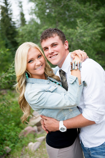 Kandice and Wesleys Engagments