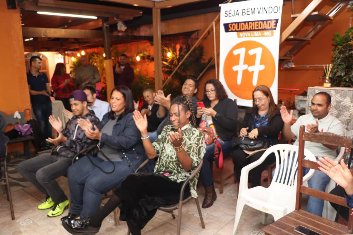 74bae35bcacfe O Solidariedade que cada vez mais vem se fortalecendo, segundo seu  Presidente Paulo Seabra, no próximo ano fará plenária para apresentar à  toda população de ...