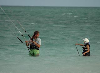 Kiteboarding right way rule #7