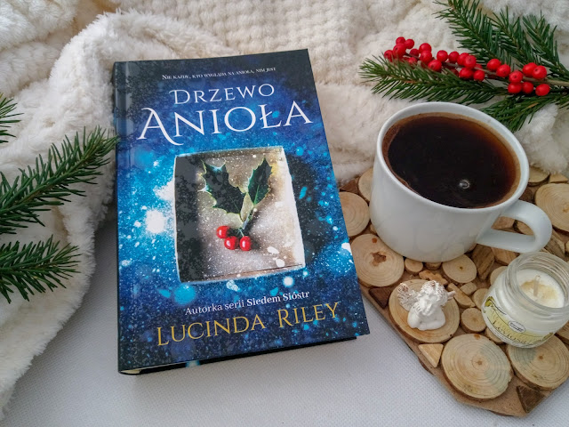 """""""Drzewo Anioła"""" - Lucinda Riley"""