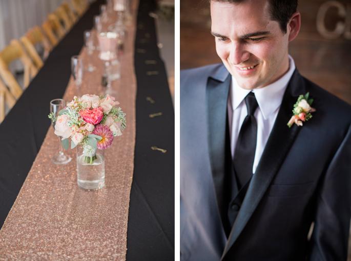 Photography: Mackenzie Keough / Florist: Mums Flowers