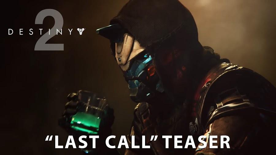 destiny 2 teaser cayde 6