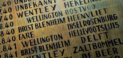 abschuss bord luftwaffe wellington blenheim flak streekmuseum