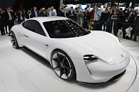 Porsche первый электрический кроссовер