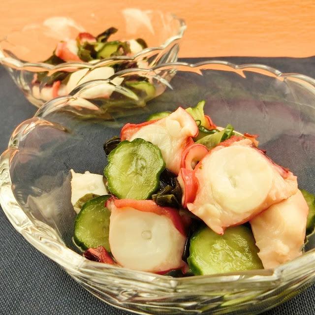 きゅうりとわかめの酢の物レシピ【保存版】