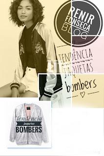 Tendencia jaquetas bomber blog renir fonseca