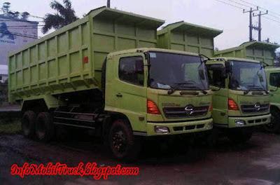 Hino lohan dam truk kuat