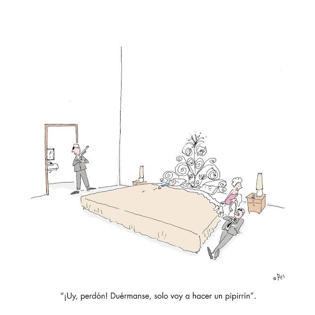 Humor en cápsulas. Para hoy lunes, 29 de agosto de 2016