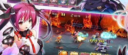 Valkyrie Epic War Android Apk