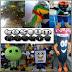 Kostum Maskot - Definisi dan Harga Badut Bandung