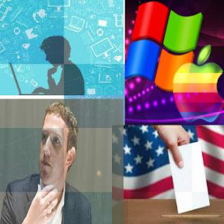 la actualidad que se refresca en la web tras elecciones en estados unidos, lo que pasó con el hakeo a zuckerberg, el racismo, y lo relacionado a la web