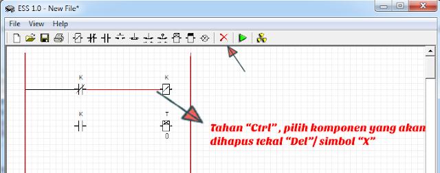 Komponen Sirkit dan Simbol ESS4