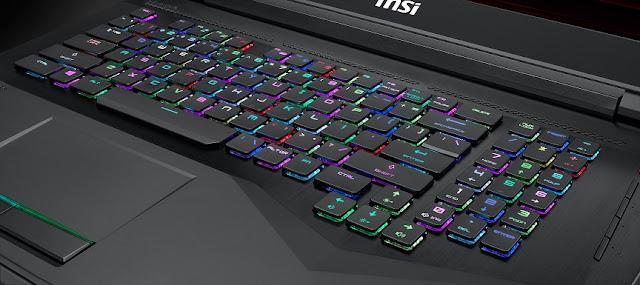 MSI G75 Titan