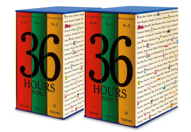 36 hours - Travel books - Taschen
