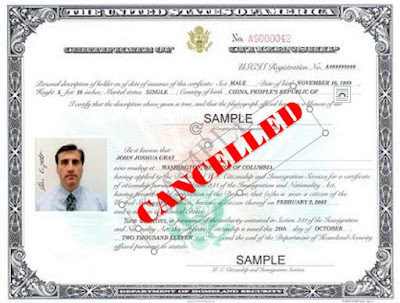 USCIS May Cancel Certificate of Citizenship Without Federal Court ...