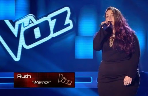 Ruth canta Warrior