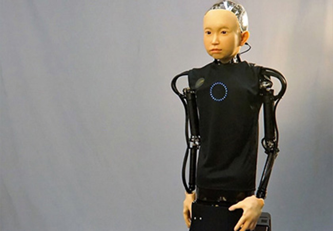 Tinuku Improvement of humanlike conversations in humanoid robots