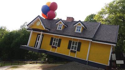 farma iluzji dom