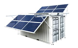 Solar-powered cold storage from Solar Freeze #Kenya