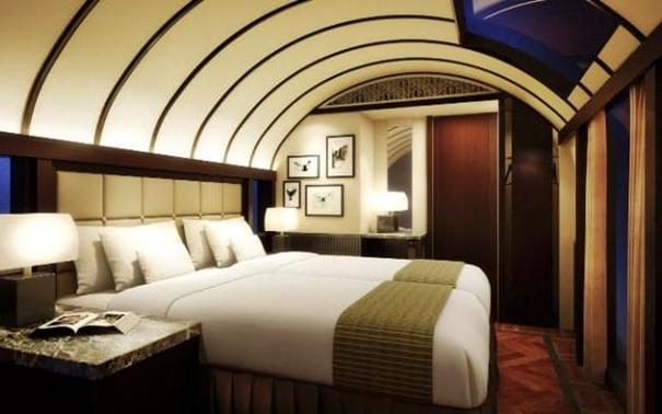 poze dormitor trenul de lux shiki shima