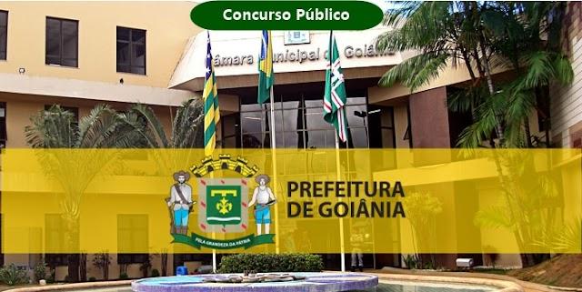 Concurso Câmara Municipal de Goiânia: edital e cargos