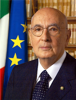 Giorgio Napolitano became president of the Italian republic in 2006