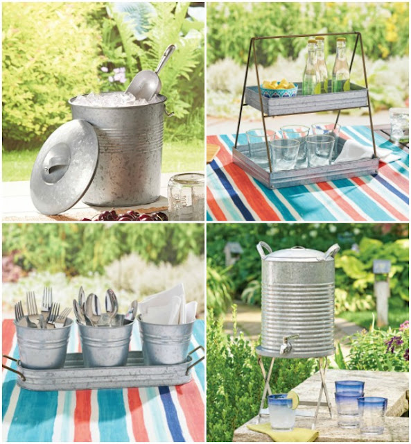 Better Homes & Gardens Spring Decor from Walmart