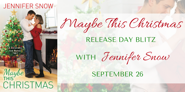 Maybe This Christmas Release Day Blitz