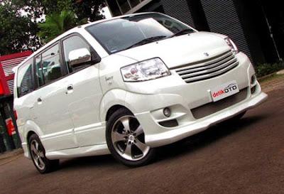 Modifikasi Mobil APV