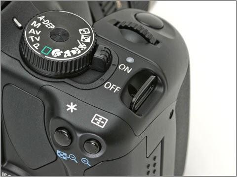 أوضاع كاميرا ريفليكس كانون