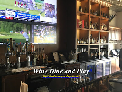 The Bar at RumFish Grill in St. Pete Beach, Florida