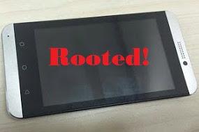 Cara Root Evercoss Winner T3