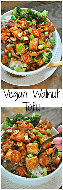 Vegan Walnut Tofu