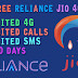 Get Free Reliance Jio 4G SIM For Unlimited 4G Internet, SMS and Calling