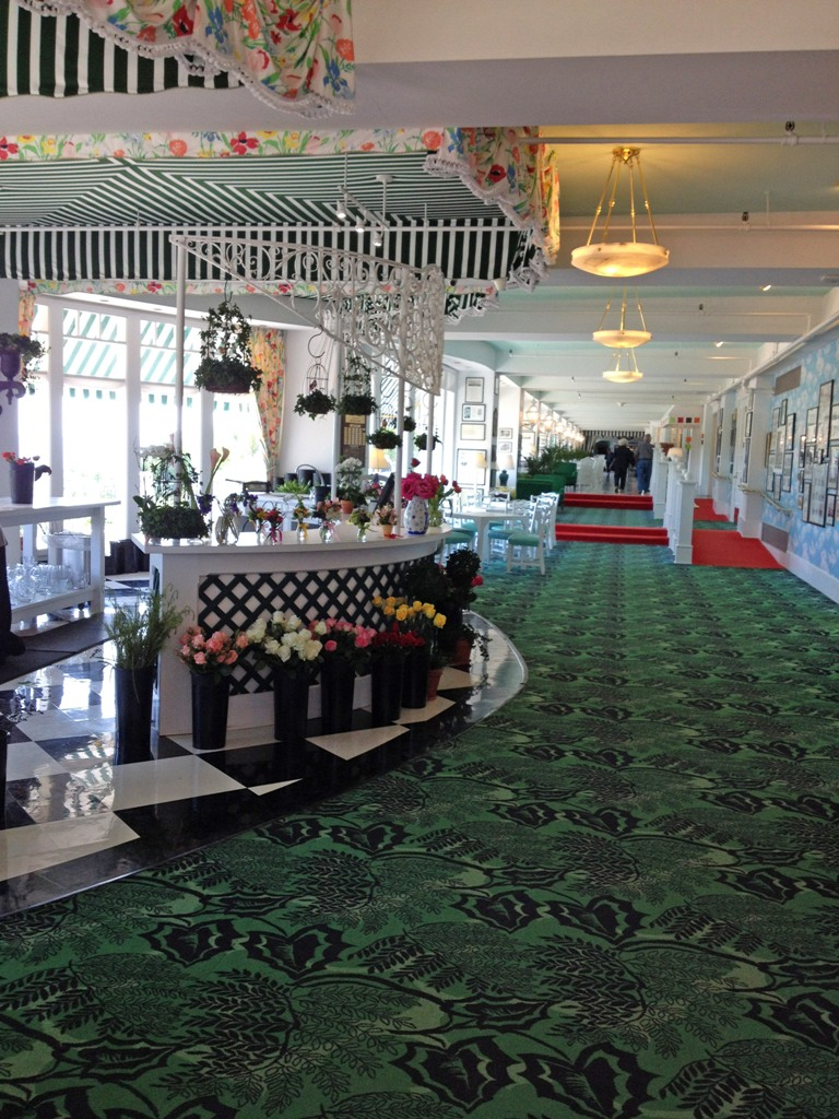 MARIETTE'S BACK TO BASICS: {Our Grand Hotel Mackinac