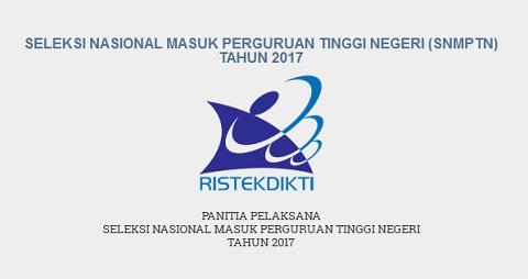 Daftar PTN SNMPTN 2017 dan Alamat Website PMB