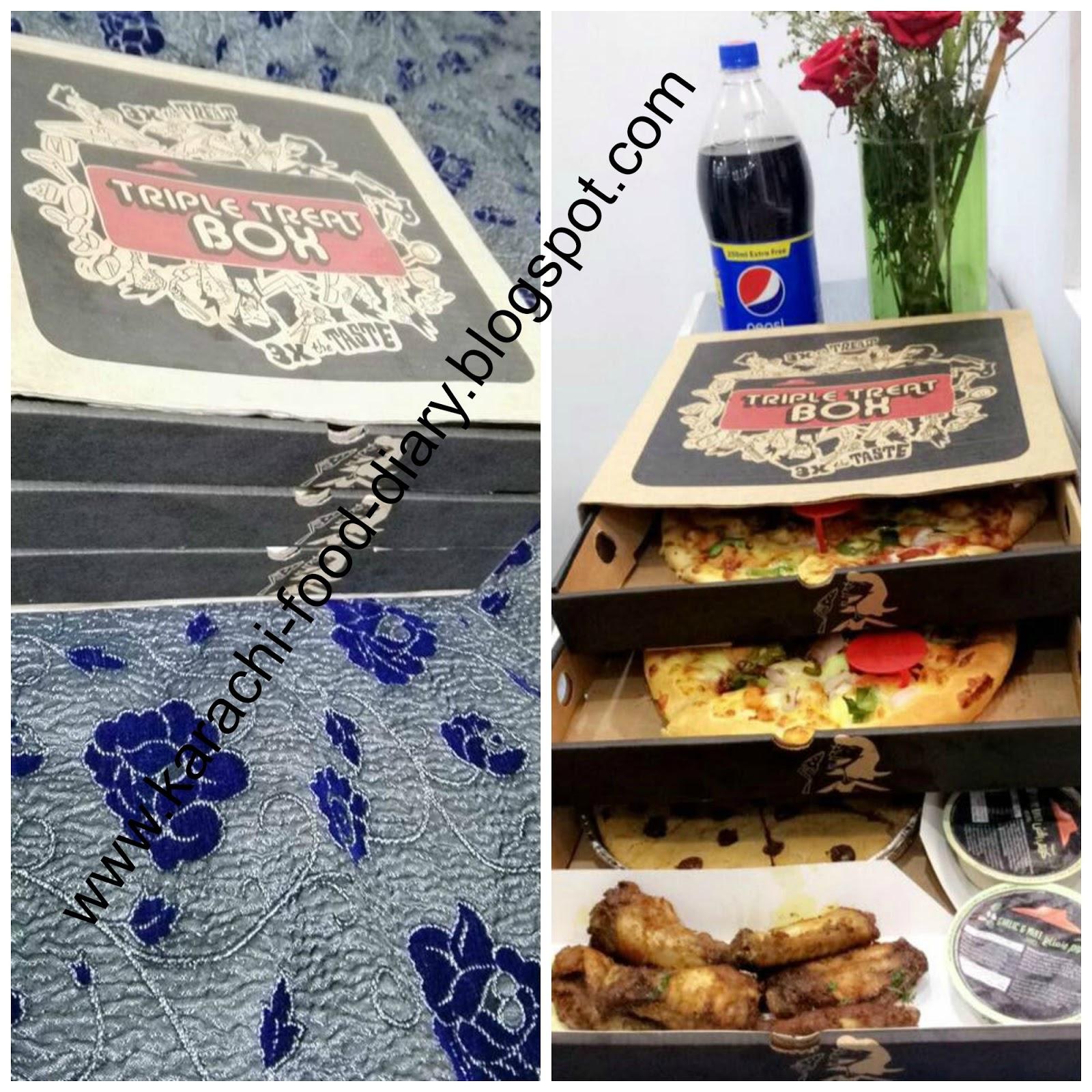 Hot food deals in karachi