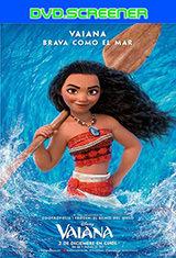 Moana (Vaiana) (2016) DVDScreener