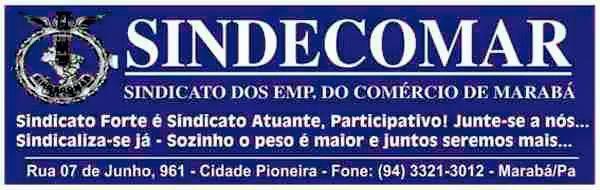 SINDECOMAR - NOTA DE ESCLARECIMENTO