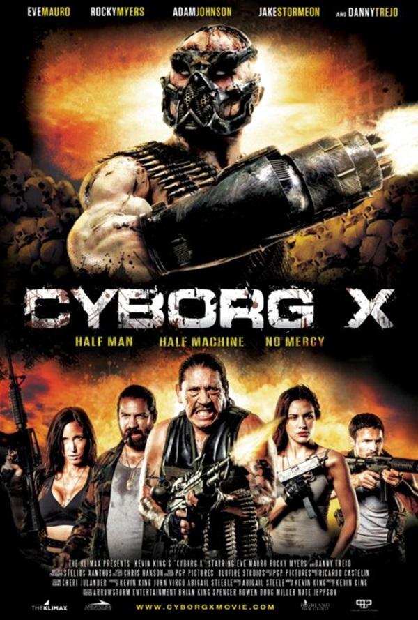 Xem Phim Chiến Binh Cyborg 2016