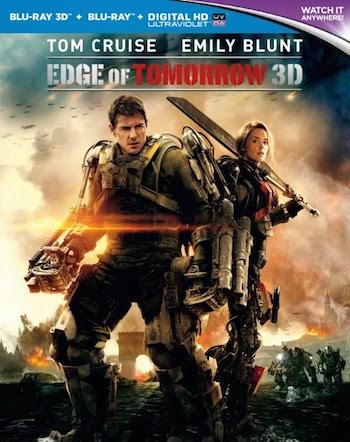 Edge of Tomorrow 2014 Hindi Dual Audio BRRip 720p Download ESubs