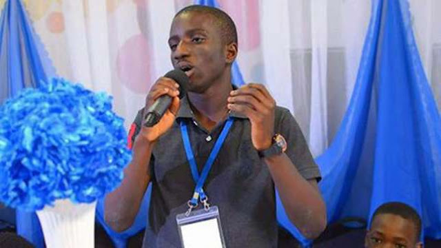 Photo Winner of 2017 Cowbellpedia Mathematics Competition