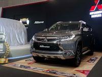 Mitsubishi Pajero Sport SUV Mulai Dirakit di Indonesia