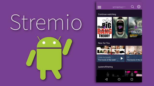 Stremio Android App