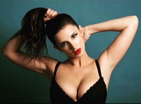 Foto Hot Model Cara Ruby 8