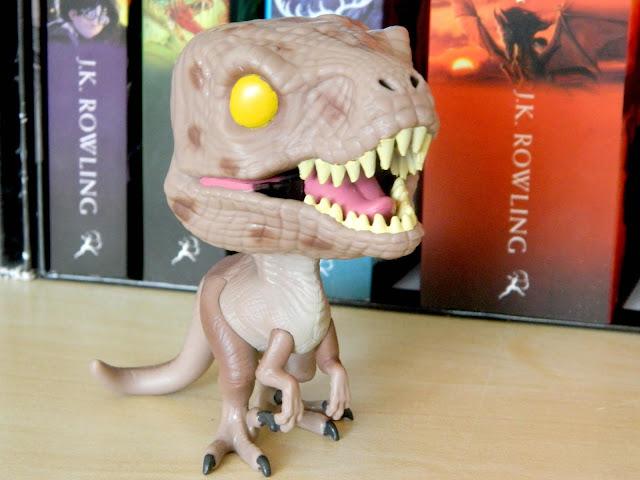 Jurassic Park Velociraptor Funko Pop